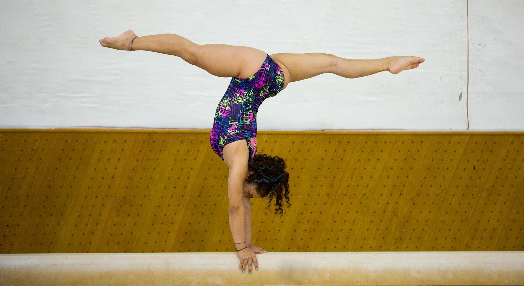 artistik jimnastik nedir ve nasil yapilir
